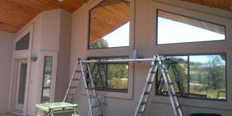 Privacy Window Film For Frisco Homes Metro Tint Texas
