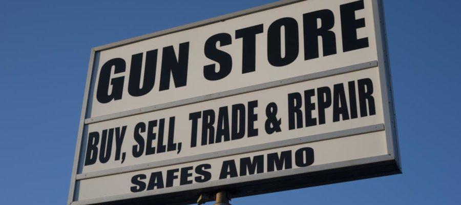 Gun Store Burglary